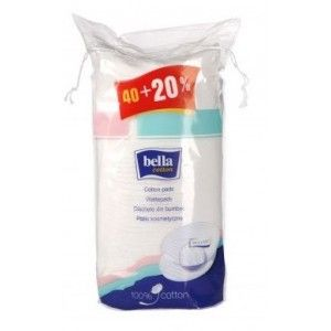 Buy Bella Cosmetic Cotton Pad A40 Plus 20% - Nykaa