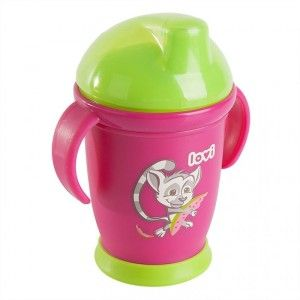 Buy Lovi Hot And Cold Non Spill Cups Pink - Nykaa