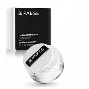 Buy Paese Cosmetics Bamboo Transparent Loose Powder - Nykaa