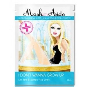 Buy MaskerAide I Don't Wanna Grow Up Facial Sheet Mask - Nykaa