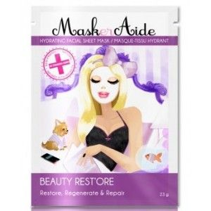 Buy MaskerAide Beauty Rest'ore Sheet Mask - Nykaa
