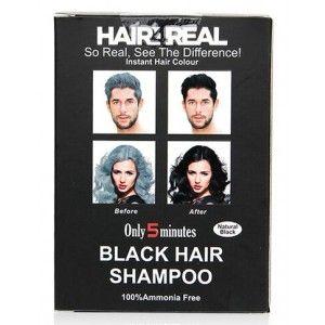 Buy Hair4Real Natural Black Hair Shampoo(Pack of 24 Sachet) - Nykaa