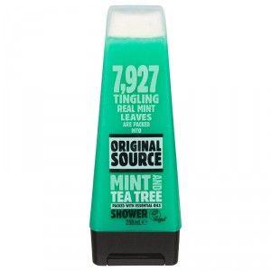 Buy Original Source Mint & Tea Tree Shower Gel - Nykaa