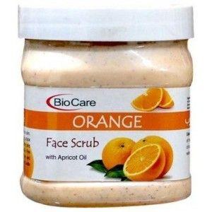 Buy BioCare Orange Scrub - Nykaa