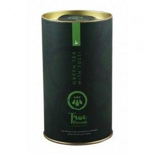 Buy True Elements Green Tea with Tulsi - Nykaa