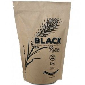 Buy True Elements Nutritional Grains - Manipur origin, Chakao, Black Rice (Vitamins and Minerals rich) - Nykaa