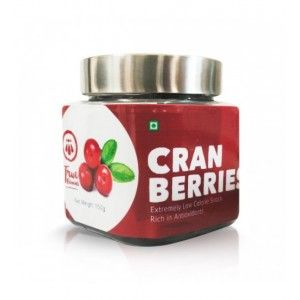Buy True Elements Dried Cranberries - Nykaa