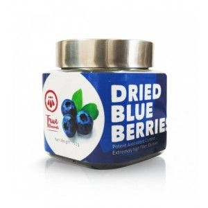 Buy True Elements Dried Blueberries - Nykaa