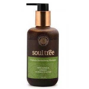 Buy SoulTree Triphala Hair Revitalising Shampoo - Nykaa