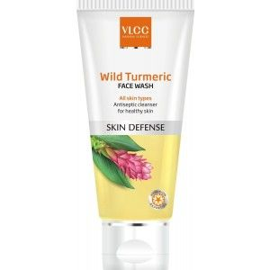 Buy VLCC Wild Turmeric Face Wash - Nykaa