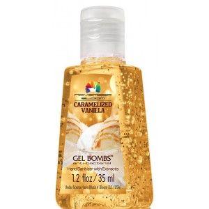Buy November Bloom Gel Bombs Caramelized Vanilla Hand Sanitizer - Nykaa