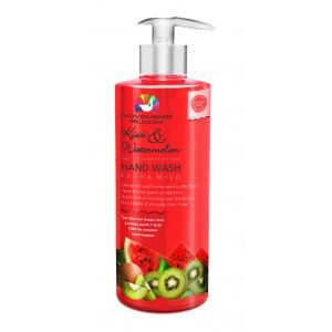 Buy November Bloom Kiwi And Watermelon Hand Wash + Free Hand Sanitizer - 35ml (Worth Rs. 50) - Nykaa