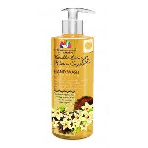 Buy November Bloom Vanilla Beans & Warm Sugar Hand Wash + Free Hand Sanitizer - 35ml (Worth Rs. 50) - Nykaa