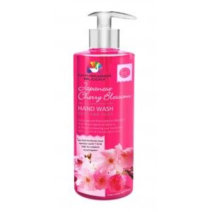Buy November Bloom Japanese Cherry Blossom Hand Wash + Free Hand Sanitizer - 35ml (Worth Rs. 50) - Nykaa