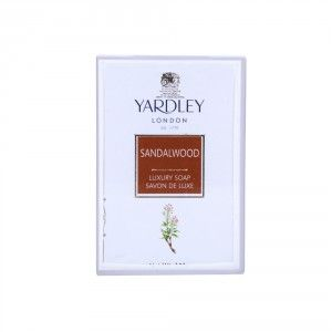 Buy Yardley London Sanalwood Luxury Soap Savon Deluxe + English Lavendor Laxury Soap 75gm - Nykaa
