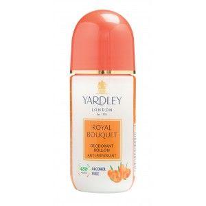 Buy Yardley London English Bouquet Deodorant Roll-On Anti-Perspirant - Nykaa