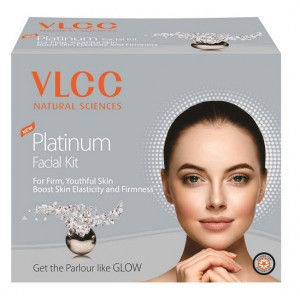 Buy VLCC Platinum Facial Kit - Nykaa