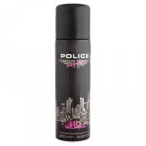 Buy Police Dark Woman Deodrant - Nykaa