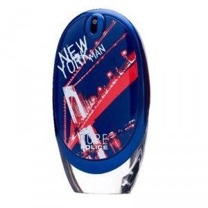 Buy Police Pure New York Man Eau De Toilette Vapo - Nykaa