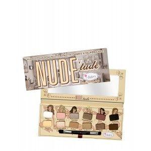 Buy theBalm Nude 'tude Eyeshadow Palette - Nykaa