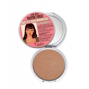 Buy theBalm Betty-Lou Manizer Highlighter, Shadow & Shimmer - Brown - Nykaa