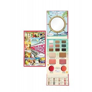Buy theBalm Balm Voyage Vol 2. Face Palette - Nykaa