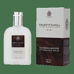 Buy Truefitt & Hill Sandalwood Aftershave Balm - Nykaa