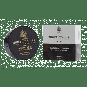 Buy Truefitt & Hill New Sandalwood Shave Cream Bowl - Nykaa