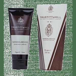Buy Truefitt & Hill New Sandalwood Shave Cream Tube - Nykaa