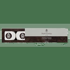 Buy Truefitt & Hill Sandalwood Soap (Triple) - Nykaa