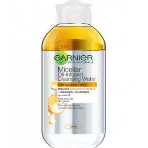 Buy Garnier Skin Naturals Micellar Oil-Infused Cleansing Water - Nykaa