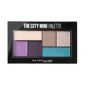 Buy Maybelline New York City Mini Palette Eye shadow - Nykaa
