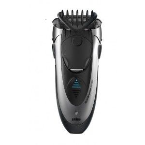Buy Braun MG5090 Wet And Dry Multi Groomer (Multicolor) - Nykaa