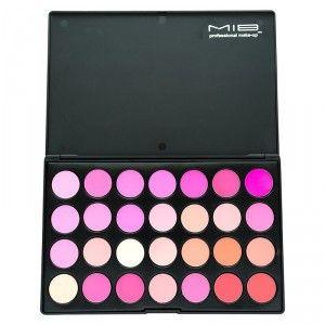 Buy MIB Blusher Palette BPH28 - Nykaa