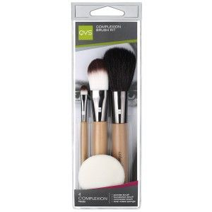 Buy QVS Complete Complexion Brush Kit - Nykaa
