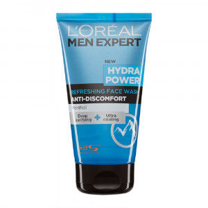 Buy L'Oreal Paris Men Expert Hydra Powder Water Power Duo Foam - Nykaa