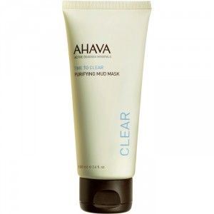 Buy AHAVA Time To Clear Purifying Mud Mask - Nykaa