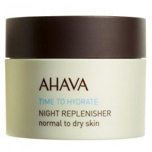 Buy AHAVA Time To Hydrate Night Replenisher - Nykaa