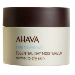 Buy AHAVA Time To Hydrate Essential Day Moisturizer Normal to Dry Skin - Nykaa