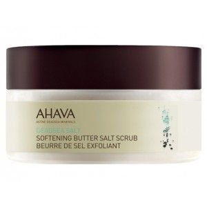 Buy AHAVA Dead Sea Softening Butter Salt Scrub - Nykaa