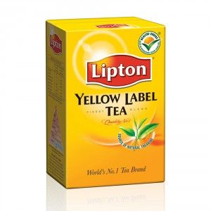 Buy Lipton Yellow Label Tea - Nykaa