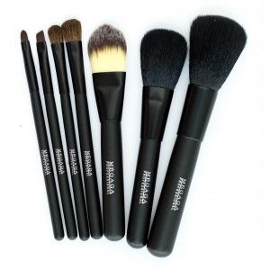 Buy Megaga Makeup Brush Set (Pack Of 07) - Nykaa