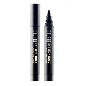 Buy Milani Eye Tech Bold Liquid Eyeliner - Black - Nykaa