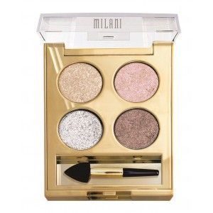 Buy Milani Fierce Foil Eyeshine - Nykaa