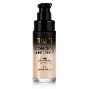 Buy Milani Conceal + Perfect 2-In-1 Foundation + Concealer - Nykaa