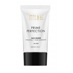 Buy Milani Prime Perfection Hydrating + Pore-Minimizing Face Primer - Translucent - Nykaa