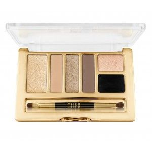 Buy Milani Everyday Eyes Powder Eyeshadow Collection - 01 Must Have Naturals - Nykaa