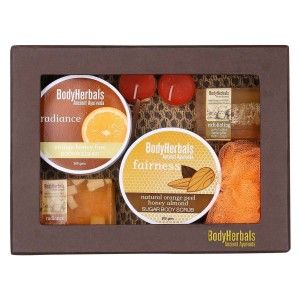 Buy BodyHerbals Skin Lightening Gift Set - Nykaa