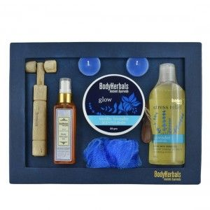 Buy BodyHerbals Lavender Collections Gift Set - Nykaa