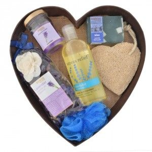 Buy BodyHerbals Lavender Surprise Bathing Set - Nykaa